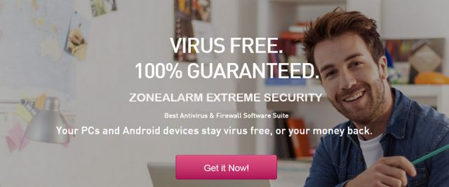 ZoneAlarm Extreme Security 2017